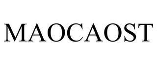 MAOCAOST trademark