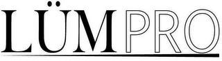 LÜMPRO trademark