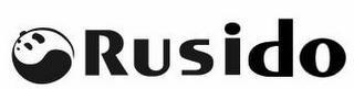 RUSIDO trademark