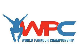 WPC WORLD PARKOUR CHAMPIONSHIP trademark