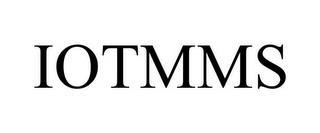 IOTMMS trademark