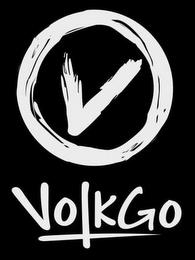V VOLKGO trademark