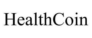 HEALTHCOIN trademark