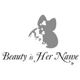 BEAUTY IS HER NAME trademark
