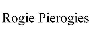 ROGIE PIEROGIES trademark