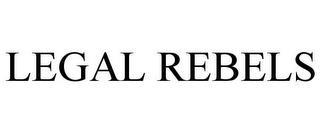 LEGAL REBELS trademark