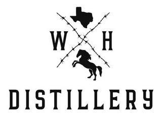 W H DISTILLERY trademark
