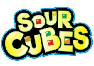 SOUR CUBES trademark