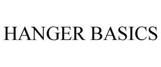 HANGER BASICS trademark
