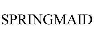 SPRINGMAID trademark