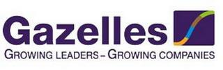 GAZELLES GROWING LEADERS - GROWING COMPANIES trademark