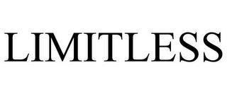 LIMITLESS trademark