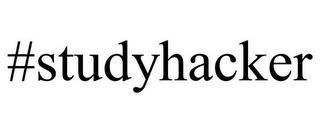 #STUDYHACKER trademark