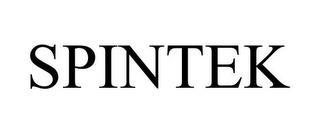 SPINTEK trademark