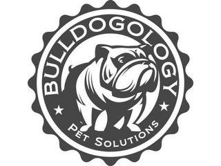 BULLDOGOLOGY PET SOLUTIONS trademark