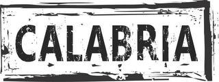 CALABRIA trademark
