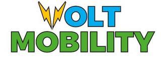 VOLT MOBILITY trademark
