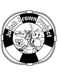 JUDAH BROWN PROJECT I GO SWIMMING! trademark