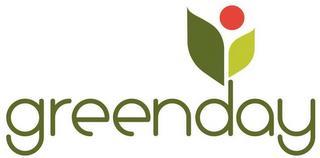 GREENDAY trademark