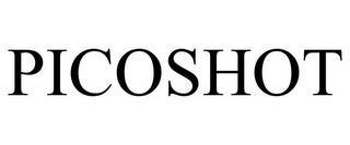 PICOSHOT trademark