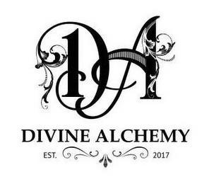 DA DIVINE ALCHEMY EST. 2017 trademark