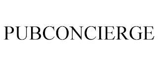 PUBCONCIERGE trademark