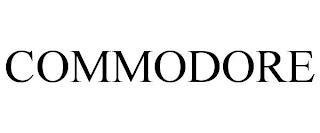 COMMODORE trademark