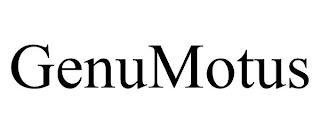 GENUMOTUS trademark