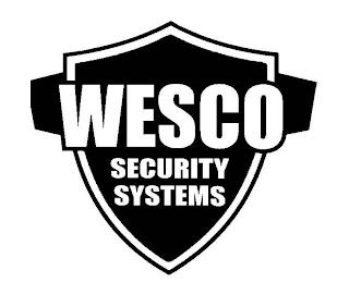 WESCO SECURITY SYSTEMS trademark