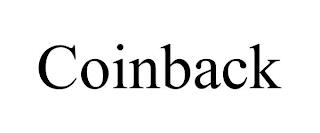 COINBACK trademark