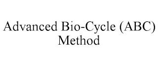 ADVANCED BIO-CYCLE (ABC) METHOD trademark