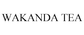WAKANDA TEA trademark