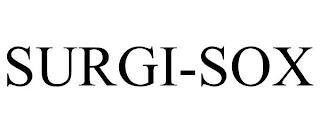 SURGI-SOX trademark