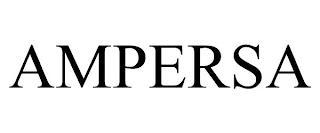 AMPERSA trademark