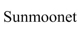 SUNMOONET trademark