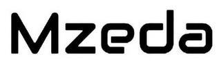 MZEDA trademark