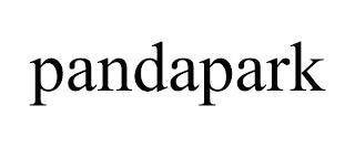 PANDAPARK trademark