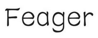 FEAGER trademark
