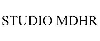 STUDIO MDHR trademark