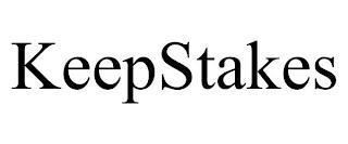 KEEPSTAKES trademark