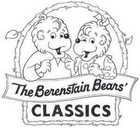THE BERENSTAIN BEARS' CLASSICS trademark