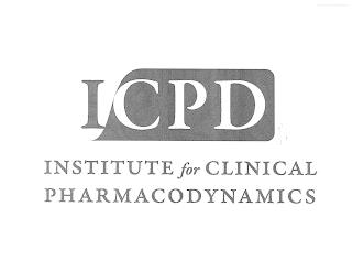 ICPD INSTITUTE FOR CLINICAL PHARMACODYNAMICS trademark