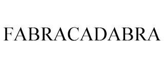 FABRACADABRA trademark