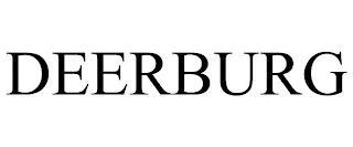 DEERBURG trademark