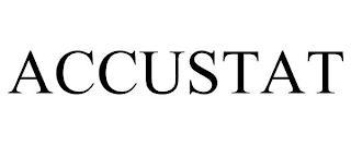 ACCUSTAT trademark
