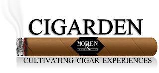 CIGARDEN MOHEN & ASSOCIATES CULTIVATINGCIGAR EXPERIENCES trademark