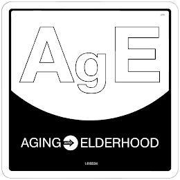 1976 AGE AGING INTO ELDERHOOD 1.618034 trademark