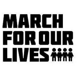 MARCH FOR OUR LIVES trademark