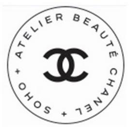 + ATELIER BEAUTÉ CHANEL + SOHO C C trademark
