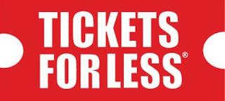 TICKETS FOR LESS trademark